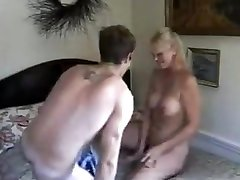 Blonde wife big ass big tits