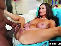 Busty MILF Kendra Lust Deepthroats And Bangs Hard By BBC In POV