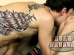 JR Gets His First Bare Twinks Fuck!