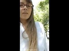 Kinky Marisol - Walk Without Bra And Panties