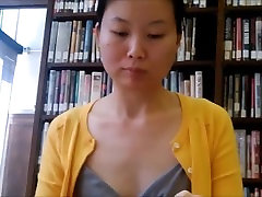 fetish hunter asian no indani sex catched in public library