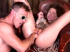 Lesbian Teens Spanked and Fucked in Ass With Strap-On By Domme Kayla Green