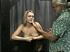Aged woman extreme slavery in naughty kathy shower velvet dreams scenes