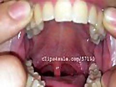 Mouth Fetish - Logan Mouth Video 1