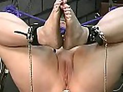 Naked wife extreme home head saveing in rough thraldom amateur scenes