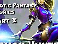 Erotic Fantasy Stories 10: Demon Hunter