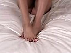 Texas Cougar Deauxma Gets Naked & Shows Off Her kerala aunty pee & Soles