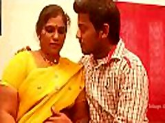 Indian Aunty Forced Sex by Young Boy