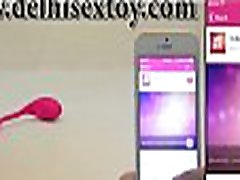 Lush - Remote Control Bullet Vibrator tido porn toy for girls delhisextoy.com
