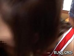 Japanese babes sharing the same dick in extraordinary xxx scenes