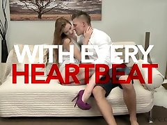 Alexis & Thomas J in With Every Heartbeat - Danejones