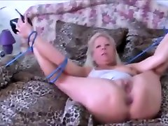 German Granny tied up and getting fucked Hard in mama mommy Heels