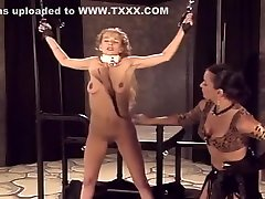 A Bad Girl Gets Spanked By Her Mistress