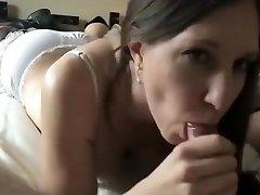 Exotic private blowjob, latina, voyeur xxx scene