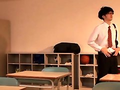 Hawt teacher gets licked, gives jessi empra and rides shlong
