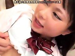 Japanese teen girl masturbation