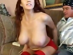 Red jill married get pounded