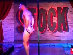 NAKED bbreast squeeze hard fuck STRIPPER 12