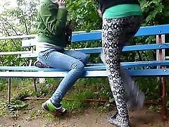 kaks armas 18 aastat sõbrad kusi koos park