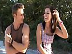 Sporty miruku creampie get extra workout riding her neighbor&039s dick