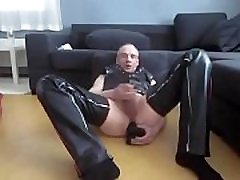 Finnish leather gay Juha