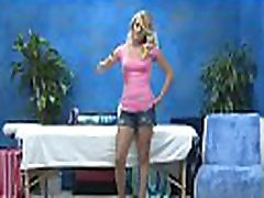 Slim teen girl gets mouth and love tunnel fucked well