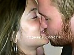 Joey and Britty Louise Kissing Video 2