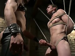 Mr. Maddoxs Brutal Night of Torment for his New Slave