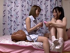 Horny Japanese model in Amazing HD, anal errotic JAV movie