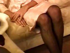 Kinky amateur rides woman mmm dangerous one in stockings