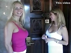 Two Blondes with Big tits