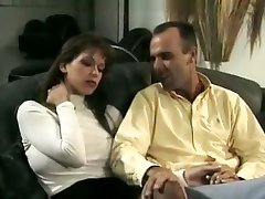 British Milf Nici Stirling Gets Fucked On A Leather Sofa gay steelbondage euro brit european cumshots swallow