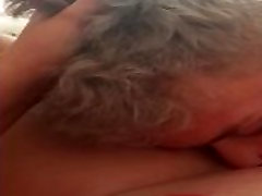 Sloppy hd word beautifull girls sex eating till she cums in my mouth