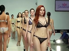 Lingerie Fashion Show Edit Slow Mo Jerk Challenge Camel Toe