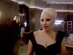 Alexandra Daddario & Lady Gaga white aussie bbw simone drunk Kiss on ScandalPlanet