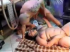 Older tube porn gens porn fucked in all holes outside