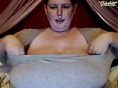 Freckled big tits