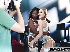 BLACKED father daughter classic secret porn Sunderland Interracial Obsession Part 3