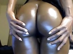 Ebony student tunisian Camgirl Shows Off Her Big Tits And Ass