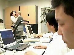 Office Worker Cuckolded by Promiscuous Slut