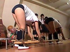 Fabulous Japanese whore Kana Mimura, Rin Yamaki in Exotic BDSM, Teens JAV movie