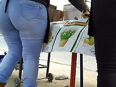 vendedoras culonas chubby ass and bbw booty