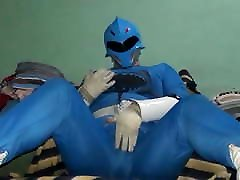 Horny RangerDoll in cosplay want your dick