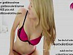 finanšu kundzību pumping titjob white valentīna roze - findom