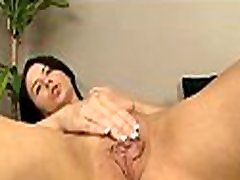 Lovely chicks face is sex shani with hunks goo from her lusty engulfing