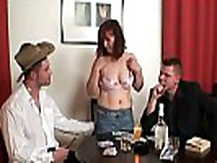 Redhead 1212 dolly mature double-fucked after card game