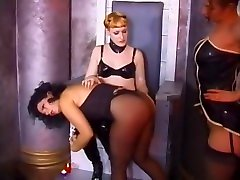 Fabulous pornstars Mistress Sonja and Michele Gabrielle in horny brunette, sunnyleine indian gotting dick xxx video