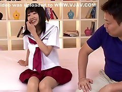 Horny Japanese slut in Crazy HD, Teens JAV movie