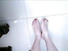 ZF 美脚恋足舔脚feet