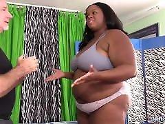 Sex Massage for balance video BBW Olivia Leigh